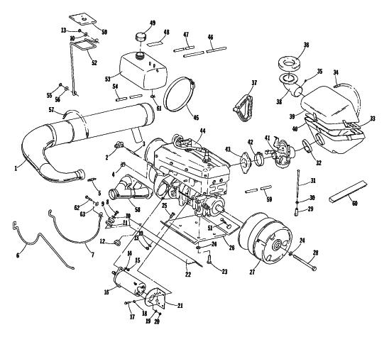 Brown's Leisure World Parts Fiche - Arctic Cat Parts Online Parts
